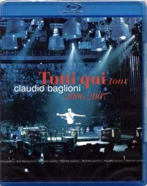 Claudio Baglioni - Tutti qui tour 2006 2007 (2008) Full BluRay 1080i Untouched 11Gb ITA(DD 5.1 + 2.0)