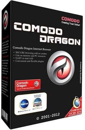 المتصفح الرائع المتميز Comodo Dragon