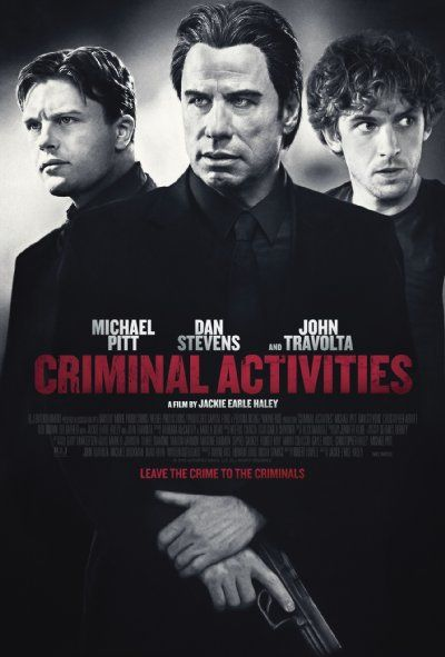 Criminal Activities BluRay