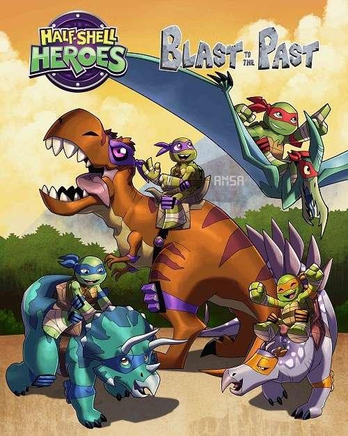 Half-Shell Heroes