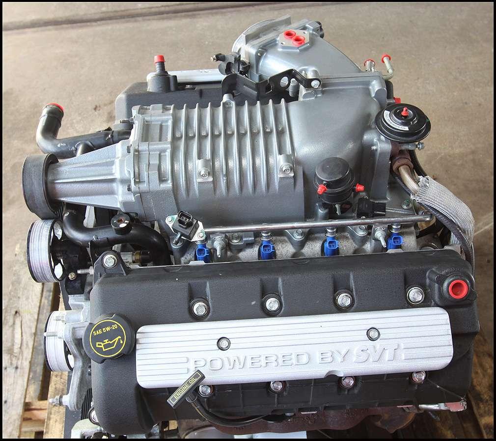 Mustang Terminator Engine Specs
